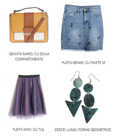 haine si bijuterii Meli Melo